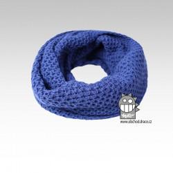 Chomout pletený - vzor 09