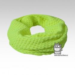 Chomout pletený - vzor 18