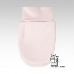 Rukavičky kojenecké 0-3měsíce - vzor 24
