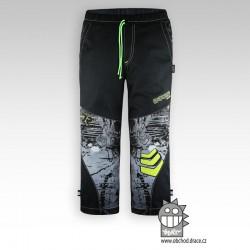 Kalhoty Eiger - vzor 06