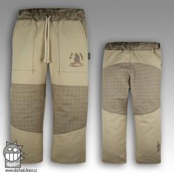 Kalhoty Jura - vzor 02