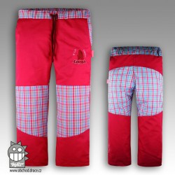 Kalhoty Jura - vzor 01