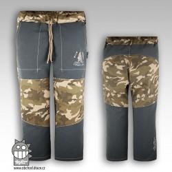 Kalhoty Jura - vzor 07