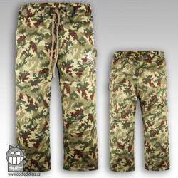 Kalhoty Jura - vzor 08
