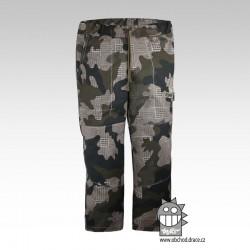 Kalhoty Jura - vzor 09