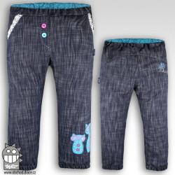 Kalhoty Sabina - vzor 01