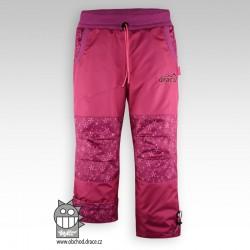Kalhoty Twister - vzor 03