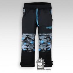 Kalhoty softshell - vzor 01