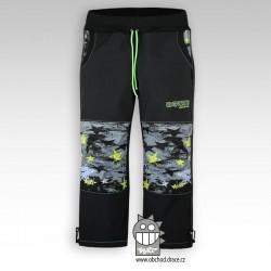 Kalhoty softshell - vzor 02