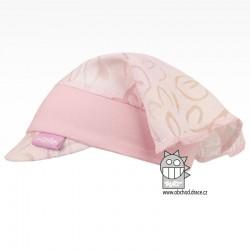 Letní kojenecký šátek Anežka, 0 - 1 rok - vzor 03 duhová
