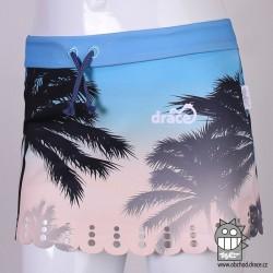 Sukně plážová - vzor 06